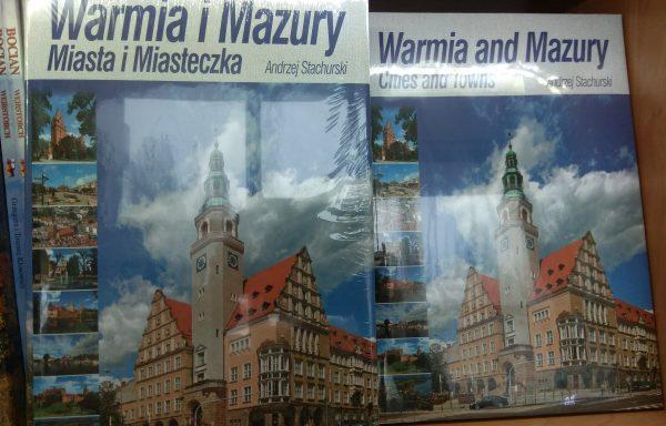 Warmia i Mazury. Miasta i Miasteczka