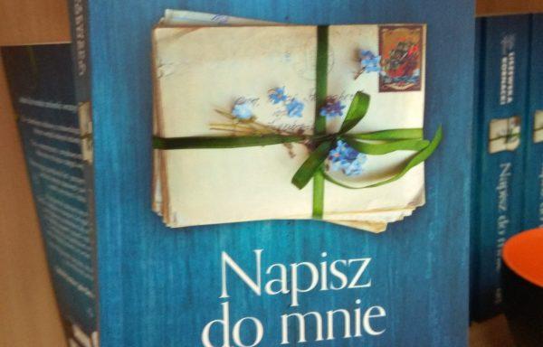 """""""Napisz do mnie"""" z dedykacją od Autorki"""