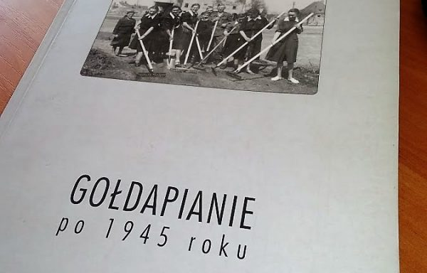 """Album Fotograficzny ,,Gołdapianie po 1945 roku"""""""
