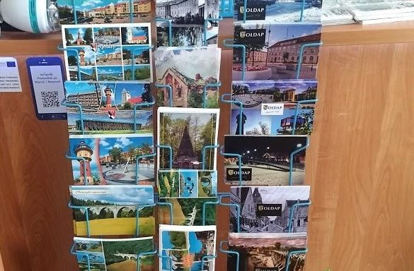 Pocztówki z Gołdapi