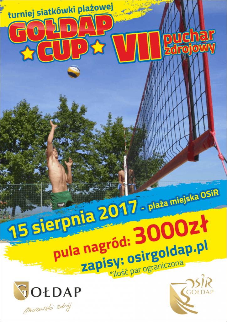 """""""GOŁDAP CUP"""" 15 sierpnia"""