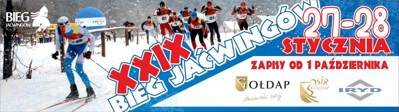 Zapraszamy do udziału w XXIX Biegu Jaćwingów!