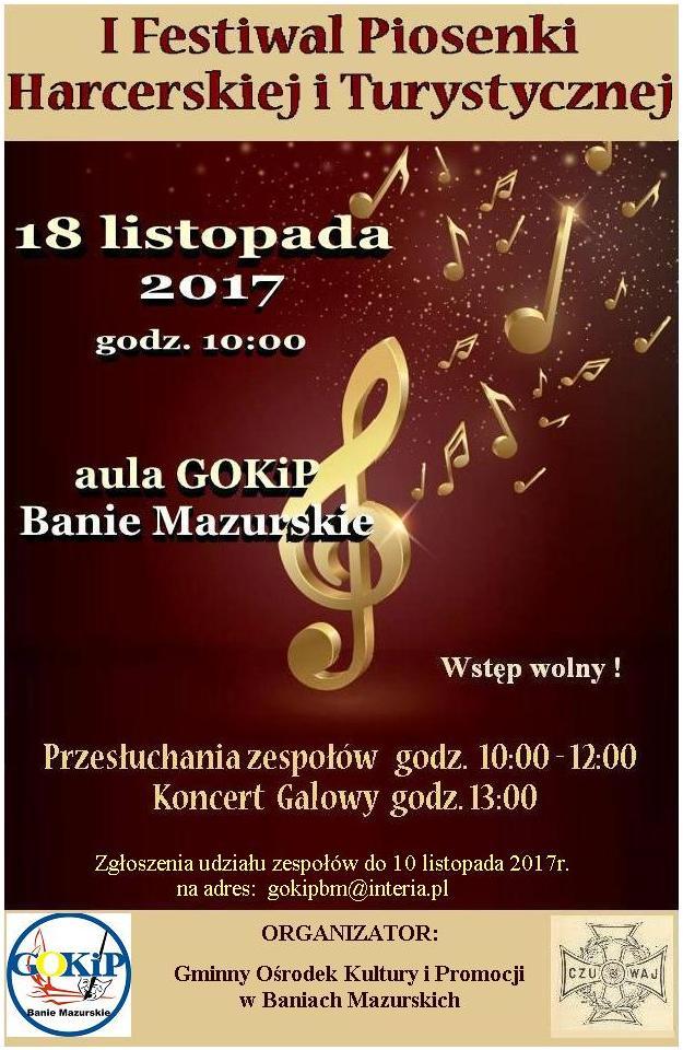 Festiwal piosenki turystycznej i harcerskiej