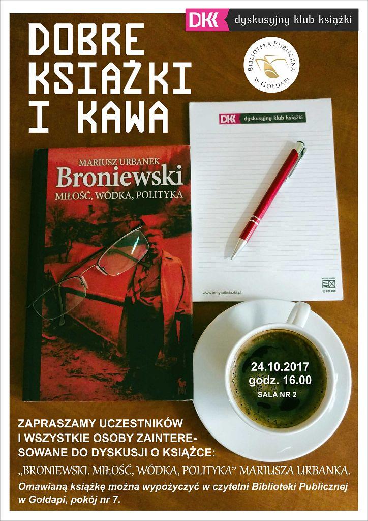 """DKK – """"Broniewski. Miłość, wódka, polityka"""""""