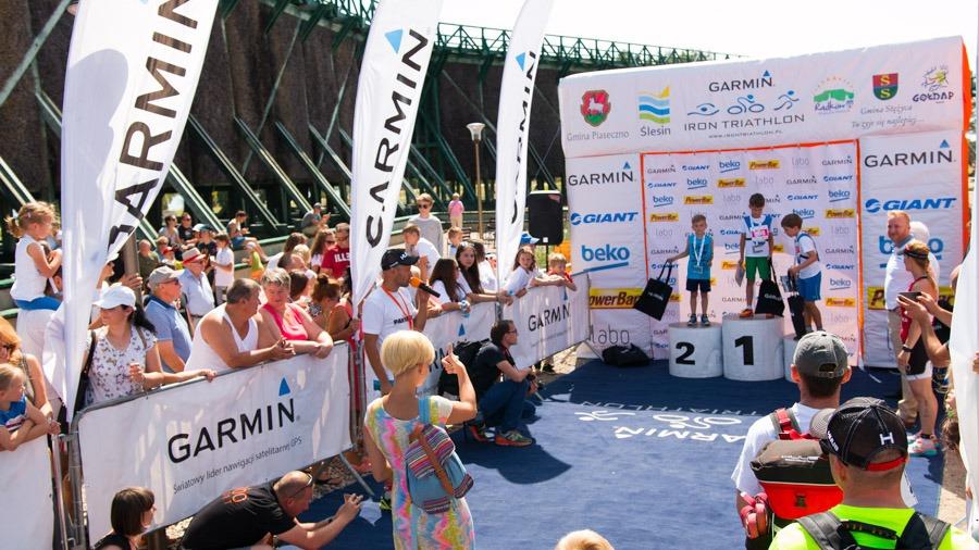 Garmin Iron Triathlon w Gołdapi 14 lipca 2019