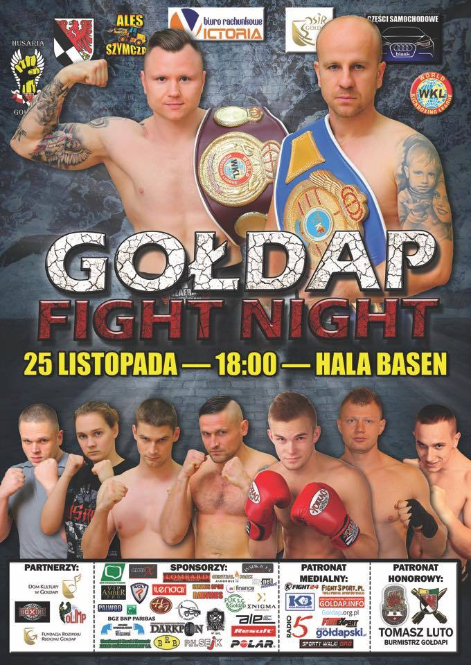 Gołdap Fight Night