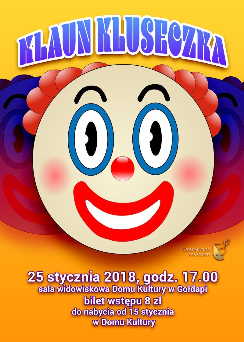 Klaun Kluseczka - śmieszne show