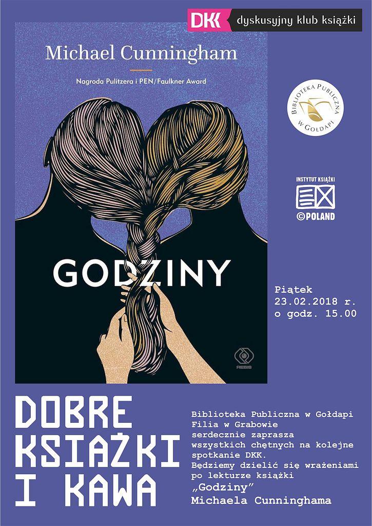 """23 luty DKK """" Godziny"""" w Bibliotece Publicznej"""
