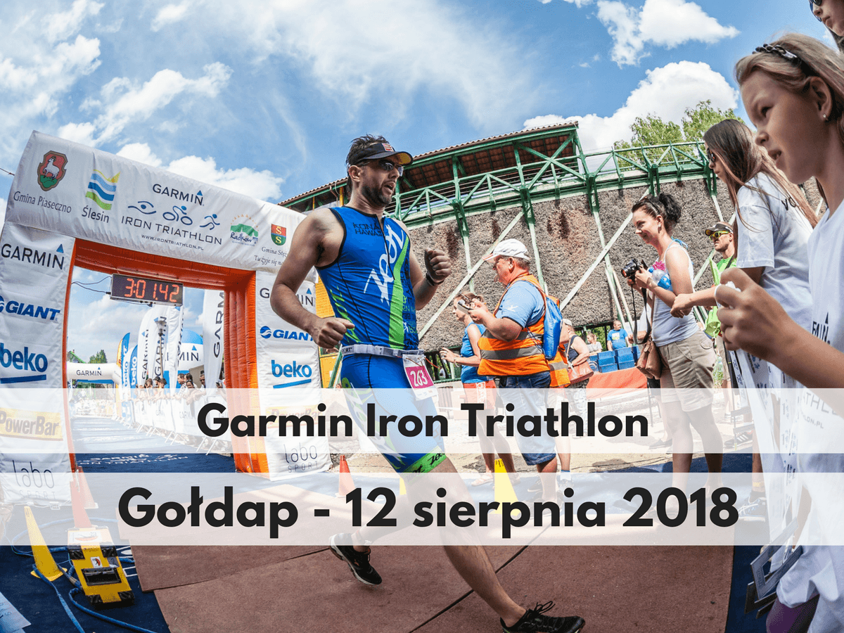 Garmin Iron Triathlon-tylko do końca lutego niższe opłaty startowe