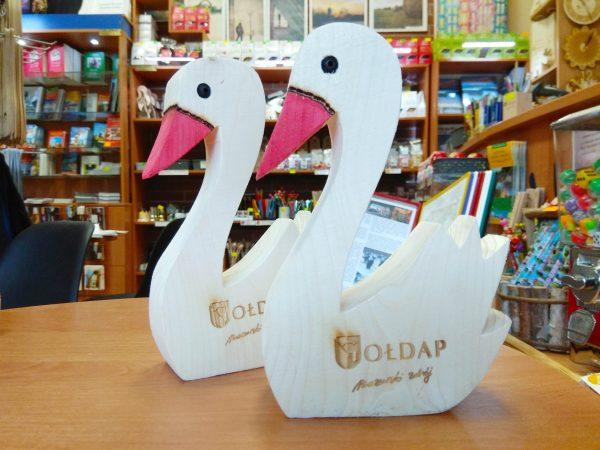 Łabędź hand-made – rękodzieło z powiatu gołdapskiego