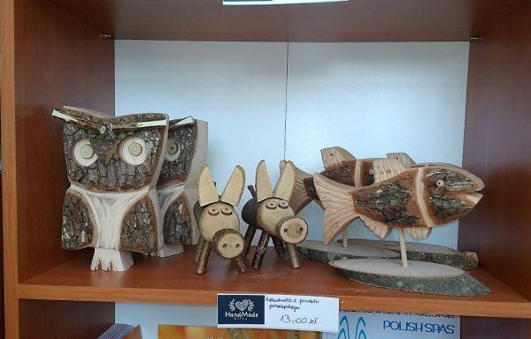 Drewniane Rękodzieło