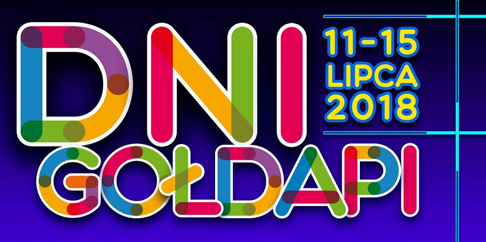 11-15 lipca 2018 roku Dni Gołdapi