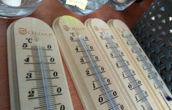 Termometr klasyczny z grawerem
