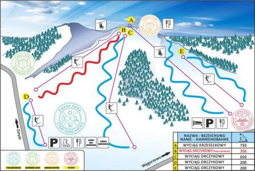 11 stycznia ruszają stoki narciarskie na Pięknej Górze