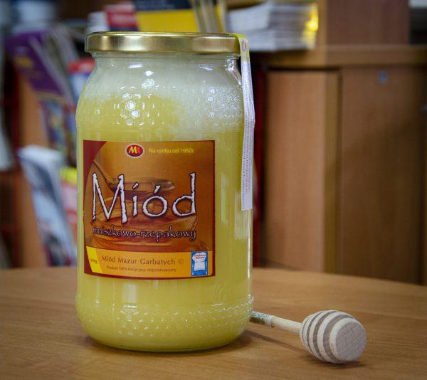Miód 900 ml