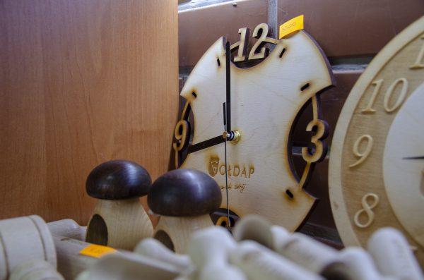 Zegar grawerowany Gołdap #2