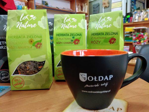 Herbaty, kwiaty jadalne, zioła i przyprawy Love Nature