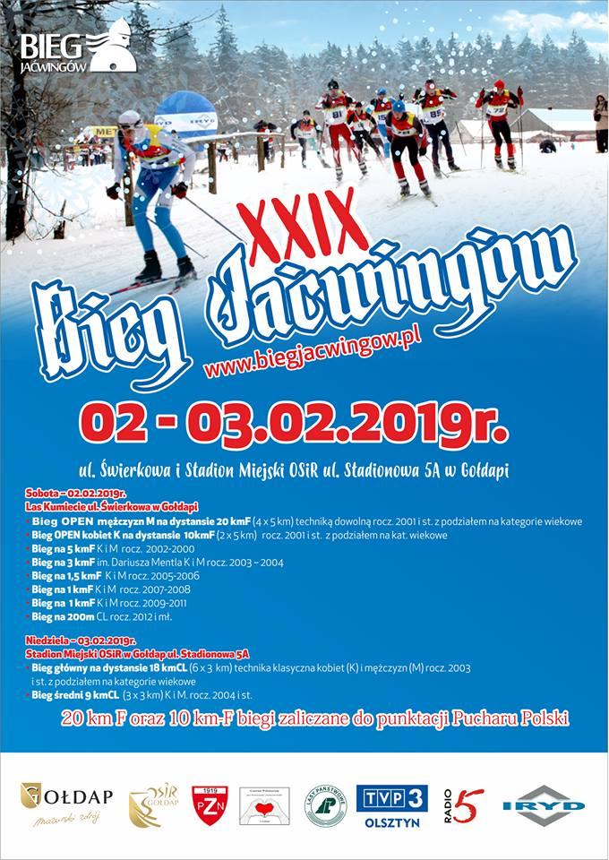 Już jutro Bieg Jaćwingów - program