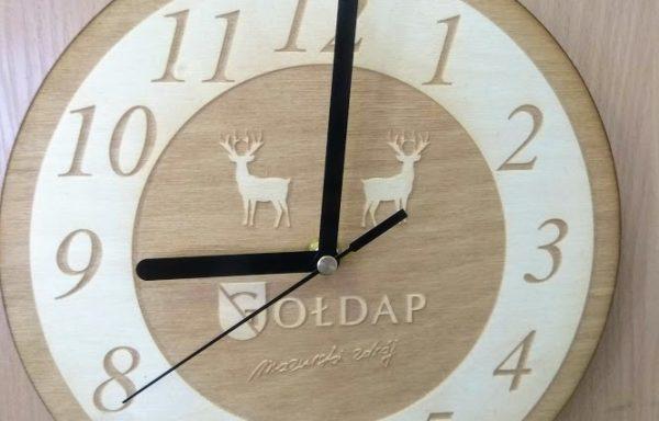 Zegar (własne wykonanie)