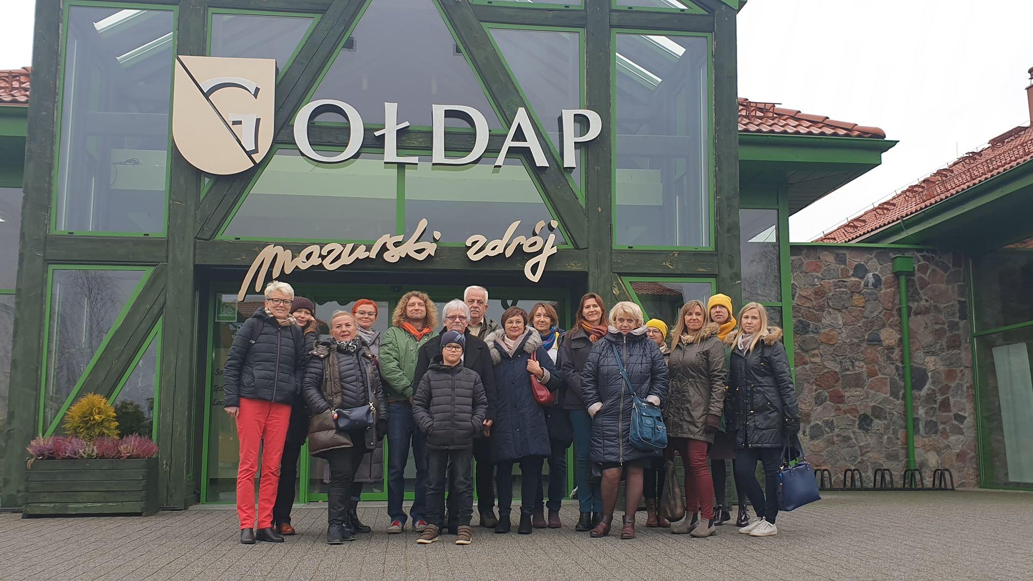 POT zorganizował warsztaty w Gołdapi – Najlepszej Europejskiej Destynacji Turystycznej EDEN 2019